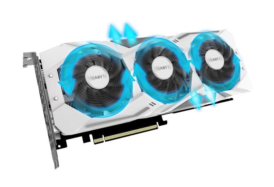 Gigabyte przygotowuje białego GeForce'a RTX 2060