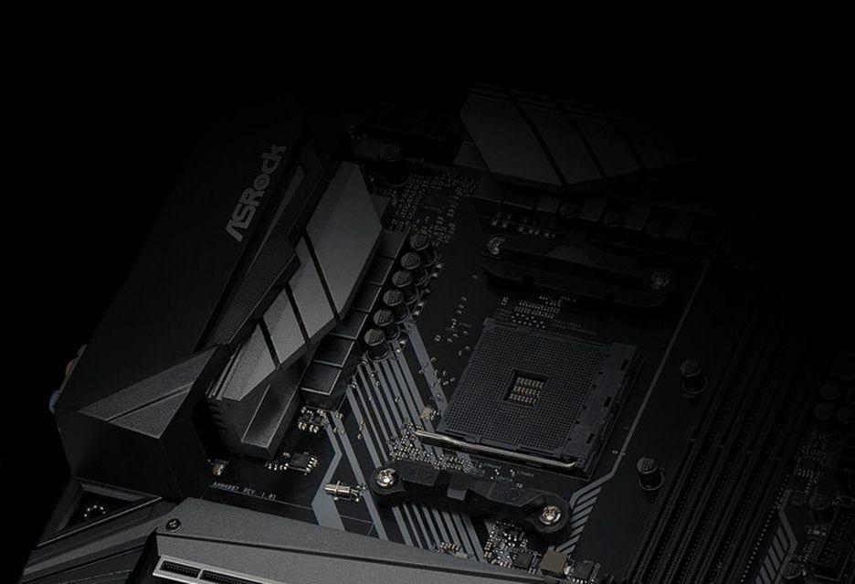ASRock szykuje płyty główne AMD X570