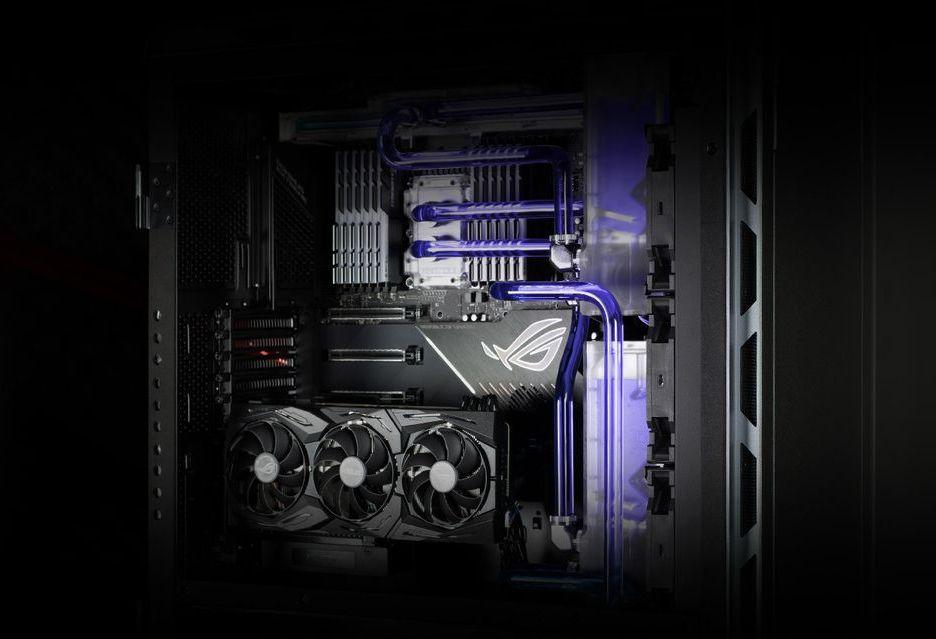 ASUS ROG Dominus Extreme - potężna płyta pod Xeona W-3175X już oficjalnie