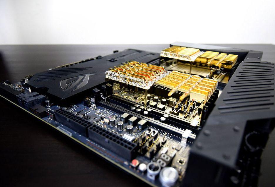 G.Skill wprowadza 6-kanałowe zestawy pamięci RAM - topowa konfiguracja ma aż 192 GB
