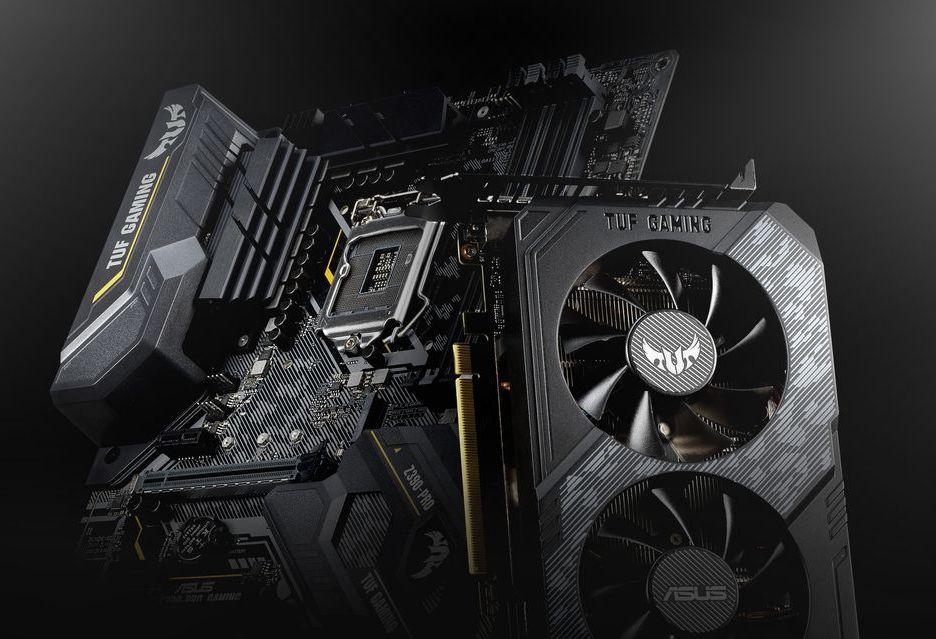 GeForce RTX 2060 w wytrzymałej wersji ASUS TUF