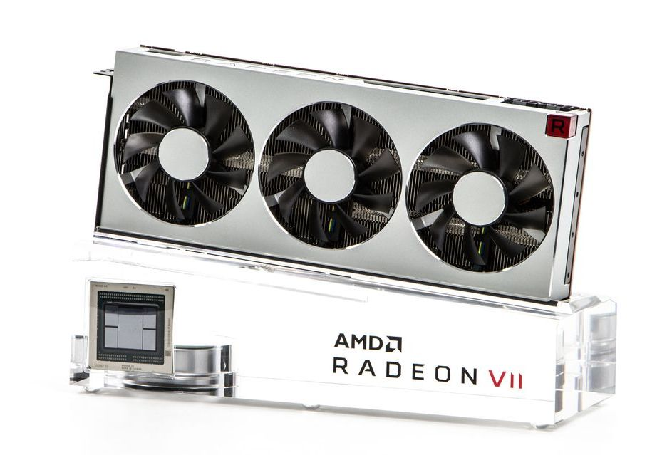 Radeon VII bez wsparcia dla UEFI - AMD wydaje nowy BIOS