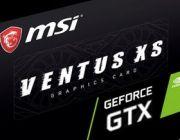 MSI GeForce GTX 1660 Ti Ventus XS, Armor OC i Gaming X na zdjęciach [AKT.]