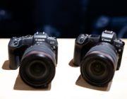 Canon EOS RP i Canon EOS R obok siebie - dlaczego warto