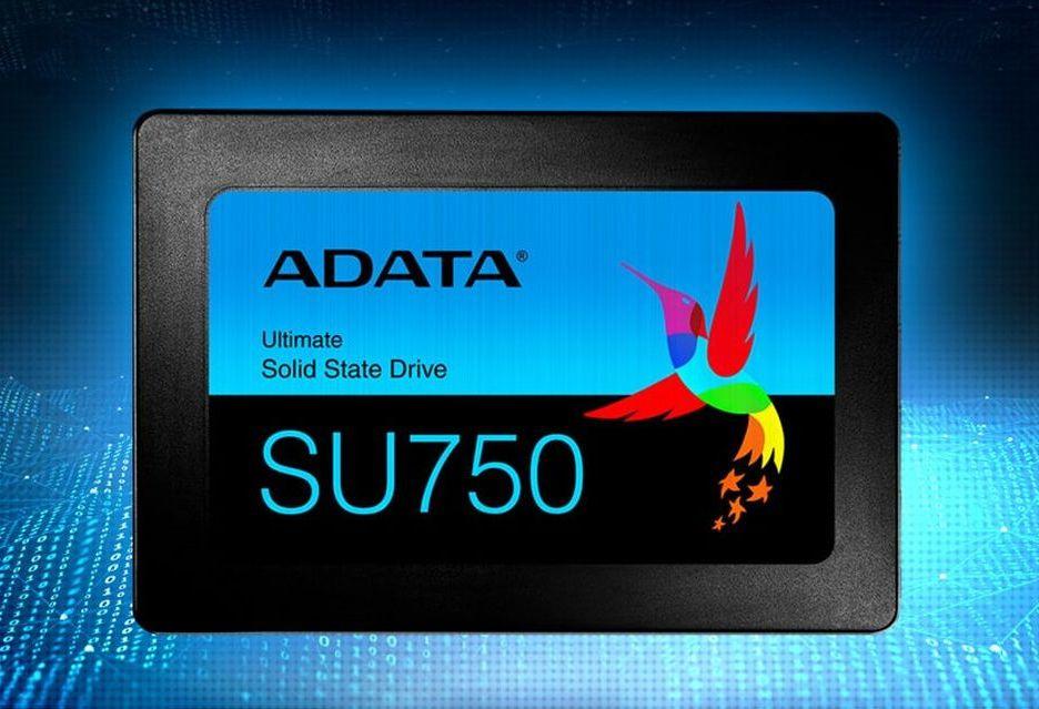 ADATA wprowadza do oferty dyski Ultimate SU750 [AKT.]