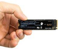 WD wraca do gry - test dysku WD Black SN750 NVMe SSD