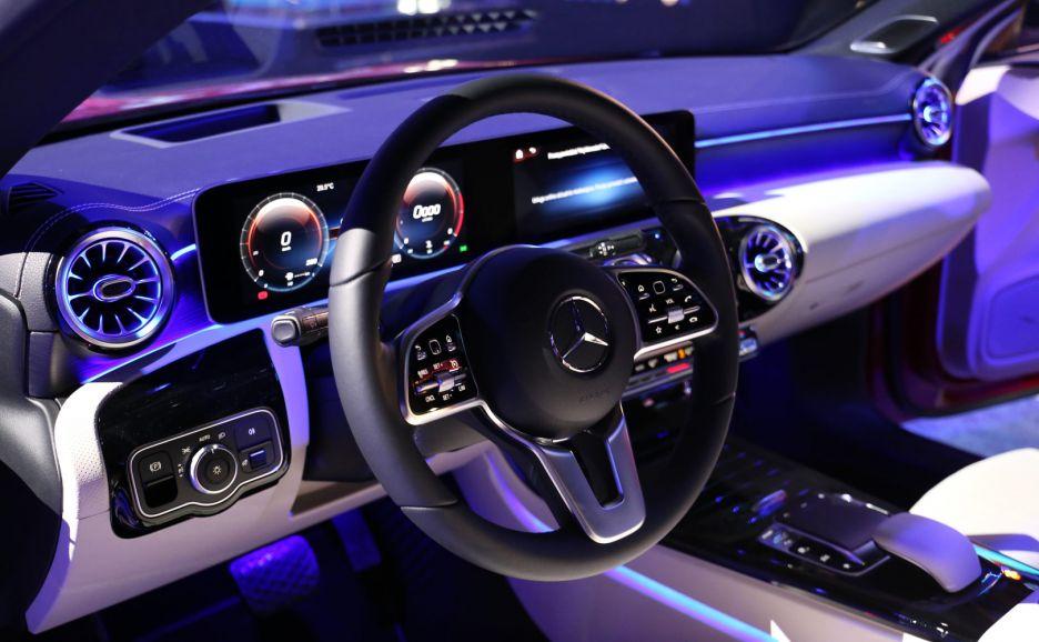 Mercedes-Benz CLA Coupé i inne atrakcje ESL One Katowice 2019 | zdjęcie 10