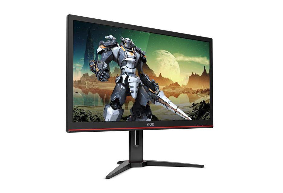 AOC G2868PQU - 28-calowy monitor 4K z FreeSync w dobrej cenie