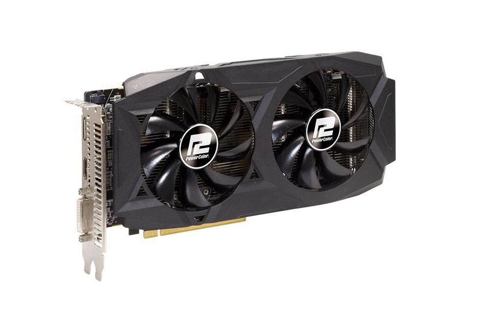 PowerColor Radeon RX 590 w autorskiej wersji Red Dragon