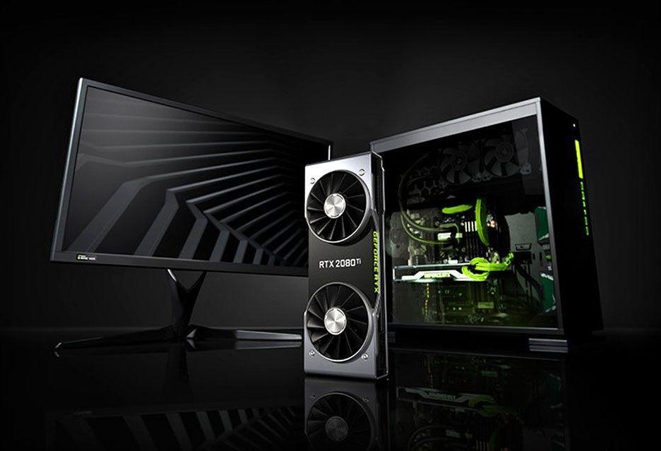 Pozycja Nvidii jeszcze nigdy nie była tak mocna - sprzedaż kart graficznych w Q4 2018