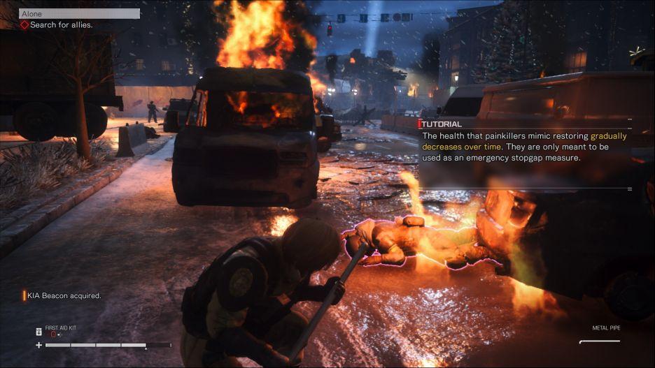 Left Alive - powrót do świata Front Mission... i czasów PlayStation 2 | zdjęcie 3