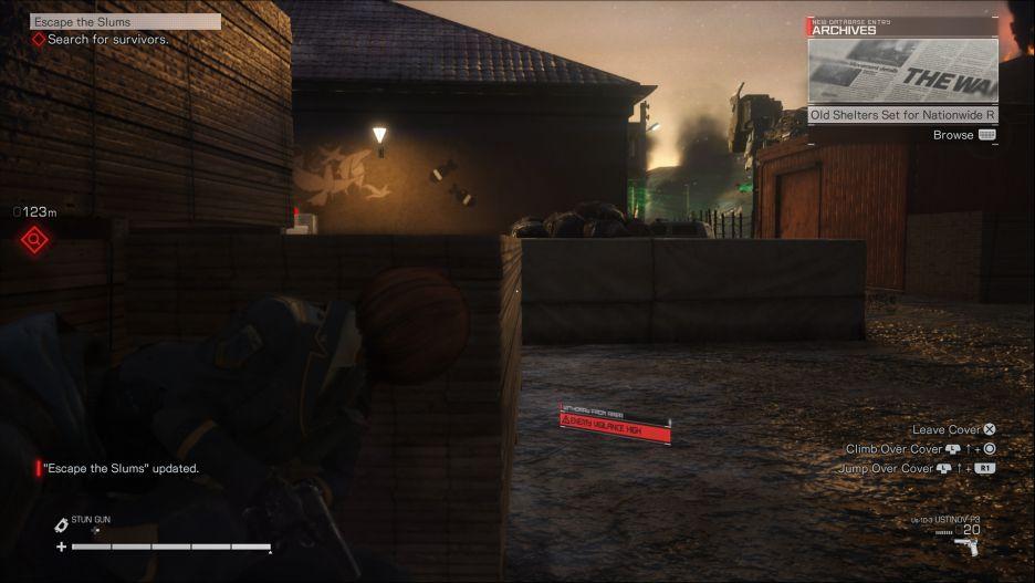 Left Alive - powrót do świata Front Mission... i czasów PlayStation 2 | zdjęcie 8