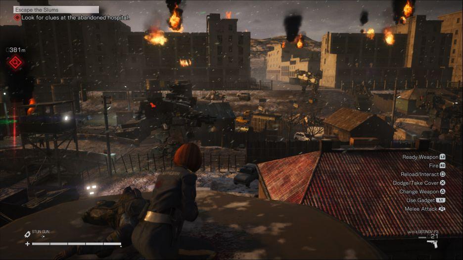 Left Alive - powrót do świata Front Mission... i czasów PlayStation 2 | zdjęcie 13