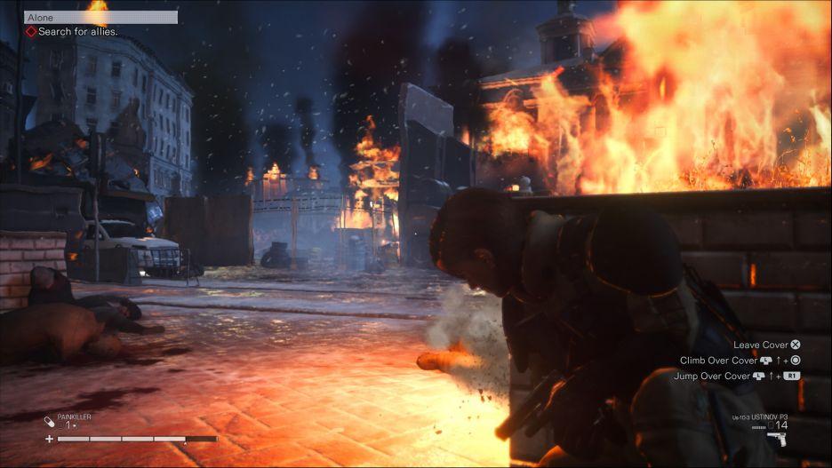 Left Alive - powrót do świata Front Mission... i czasów PlayStation 2 | zdjęcie 2
