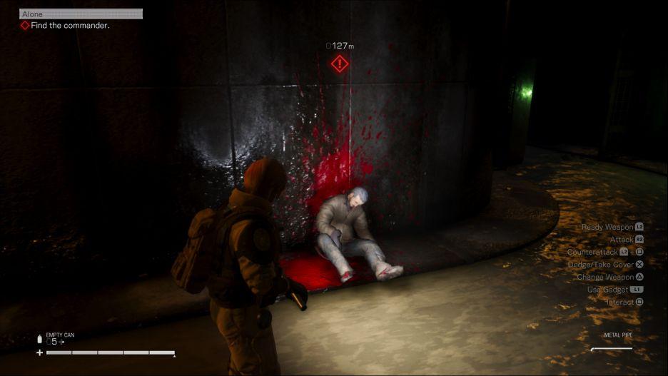 Left Alive - powrót do świata Front Mission... i czasów PlayStation 2 | zdjęcie 4