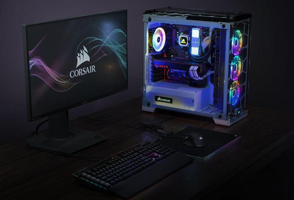 Corsair Crystal 680X RGB - dwukomorowa obudowa z podświetleniem RGB LED