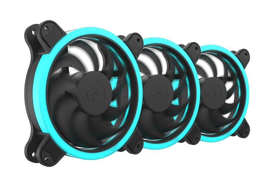 Wentylatory SilentiumPC Sigma HP Corona RGB 120 teraz dostępne również osobno