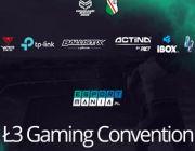 Moc e-sportowych atrakcji - nadciąga Ł3 Gaming Convention