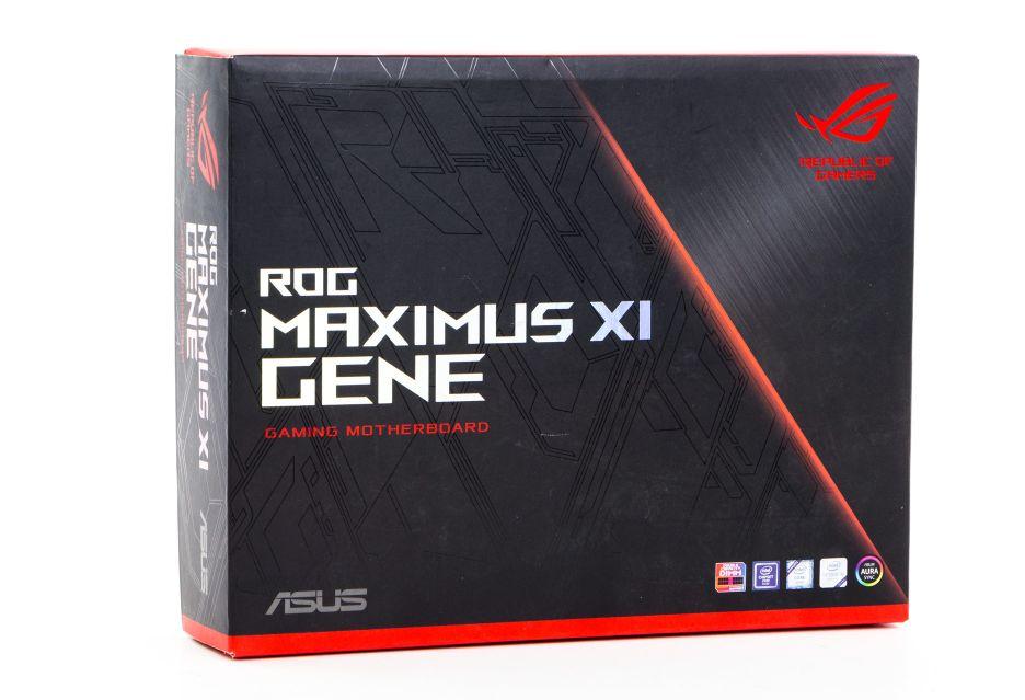 ASUS ROG Maximus XI Gene - bo małe jest piękne! | zdjęcie 2