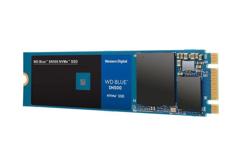 WD Blue SN500 NVMe SSD - ekonomiczne dyski SSD pod PCIe