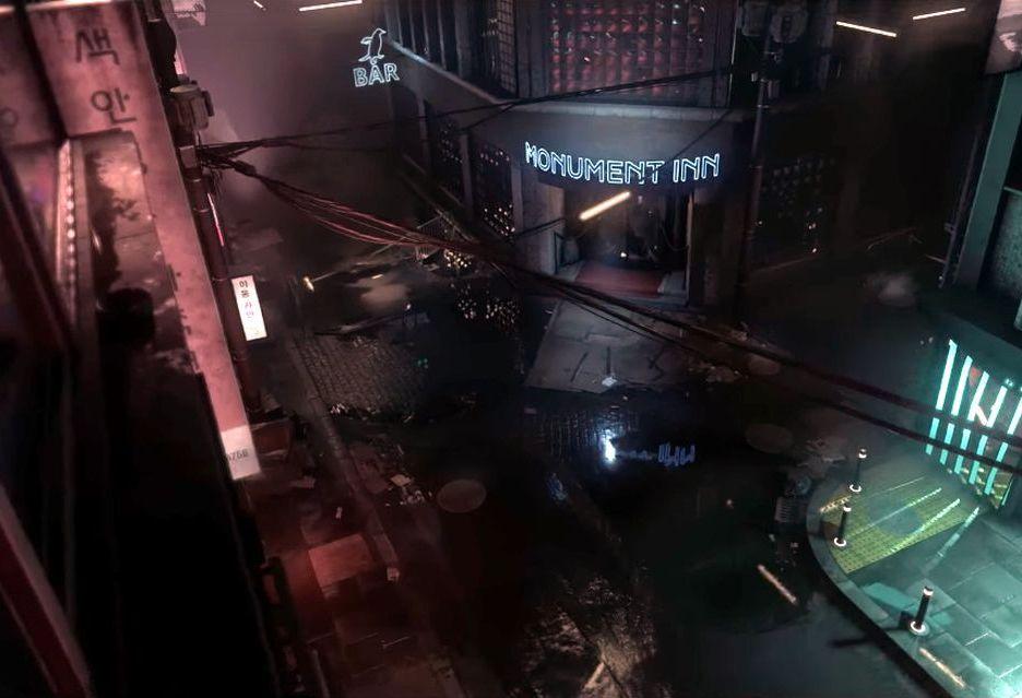 Ray tracing na kartach GeForce i Radeon - Crytek prezentuje demo Neon Noir