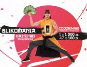 Blikomania znów ruszyła - z pulą nagród przekraczającą 1 000 000 złotych