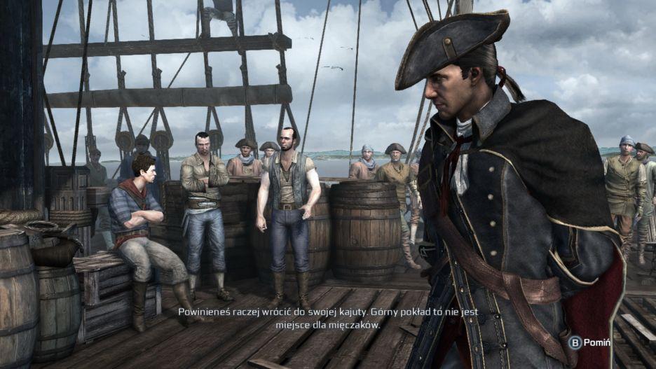 """Assassin's Creed III Remastered – oto jak zmieniła się """"trzecia"""" odsłona serii   zdjęcie 10"""