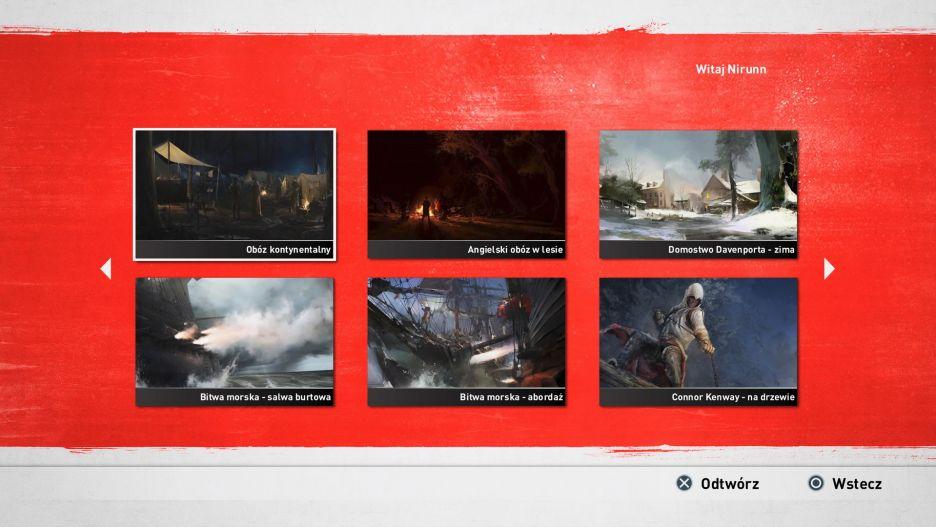 """Assassin's Creed III Remastered – oto jak zmieniła się """"trzecia"""" odsłona serii   zdjęcie 2"""