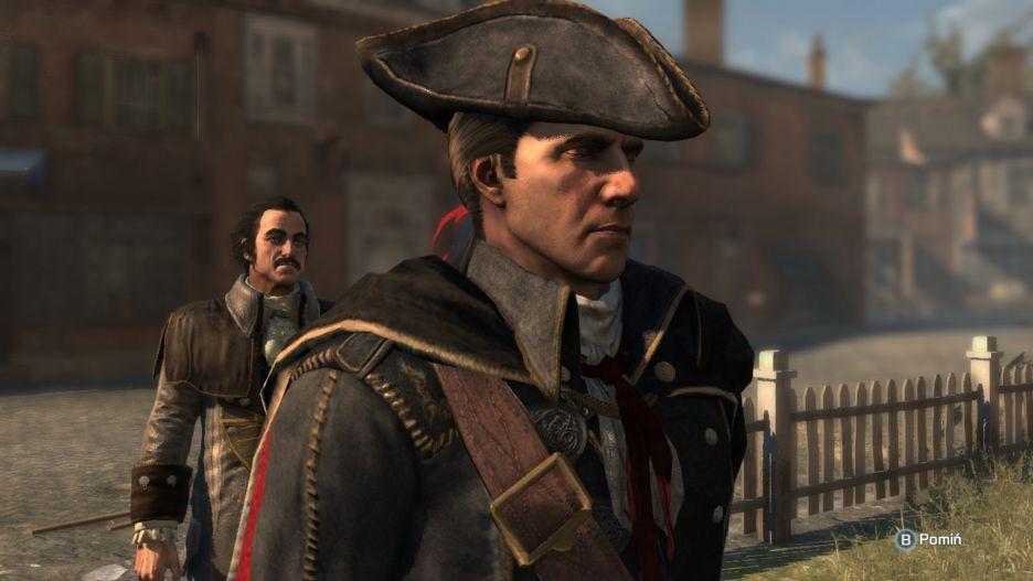 """Assassin's Creed III Remastered – oto jak zmieniła się """"trzecia"""" odsłona serii   zdjęcie 14"""