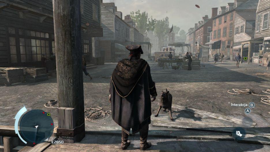 """Assassin's Creed III Remastered – oto jak zmieniła się """"trzecia"""" odsłona serii   zdjęcie 12"""