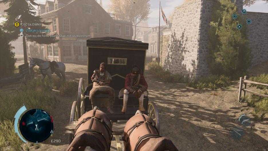 """Assassin's Creed III Remastered – oto jak zmieniła się """"trzecia"""" odsłona serii   zdjęcie 18"""