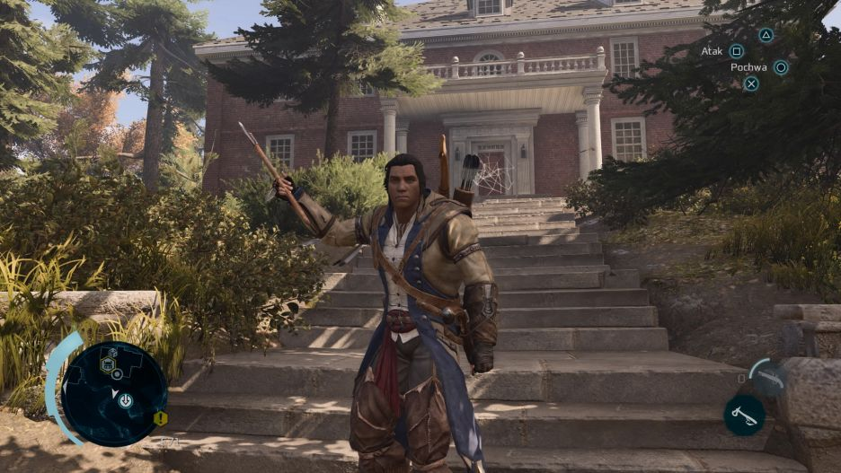 """Assassin's Creed III Remastered – oto jak zmieniła się """"trzecia"""" odsłona serii   zdjęcie 25"""