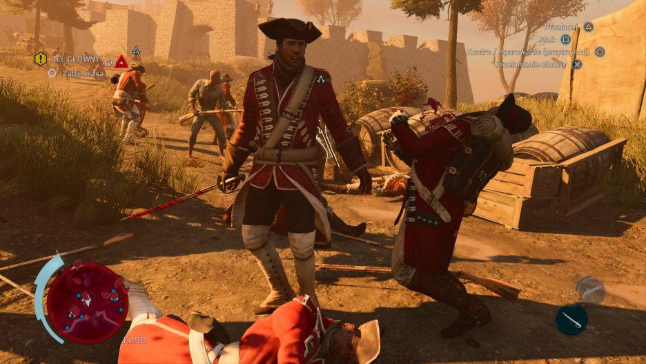 """Assassin's Creed III Remastered – oto jak zmieniła się """"trzecia"""" odsłona serii   zdjęcie 19"""