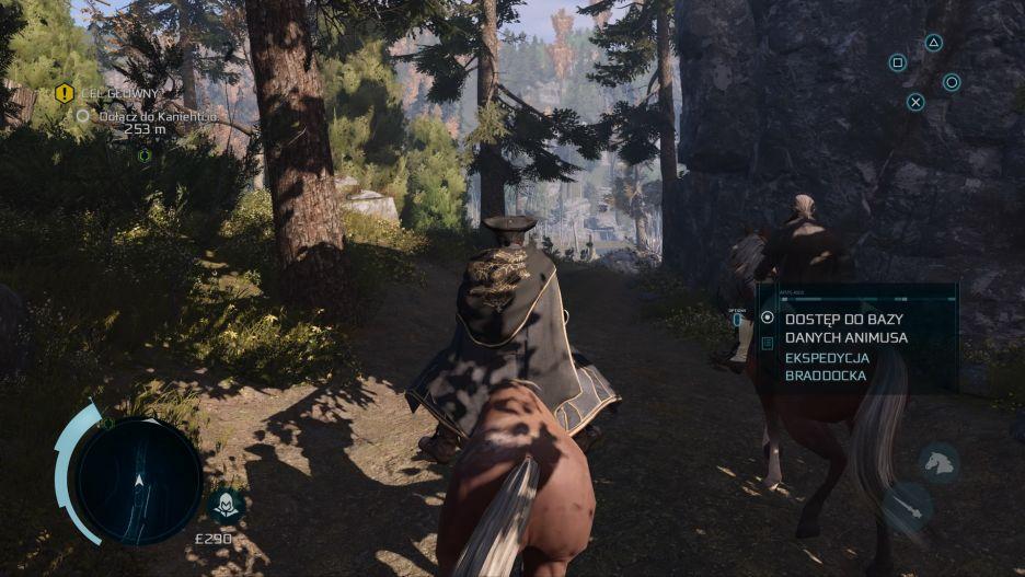 """Assassin's Creed III Remastered – oto jak zmieniła się """"trzecia"""" odsłona serii   zdjęcie 23"""