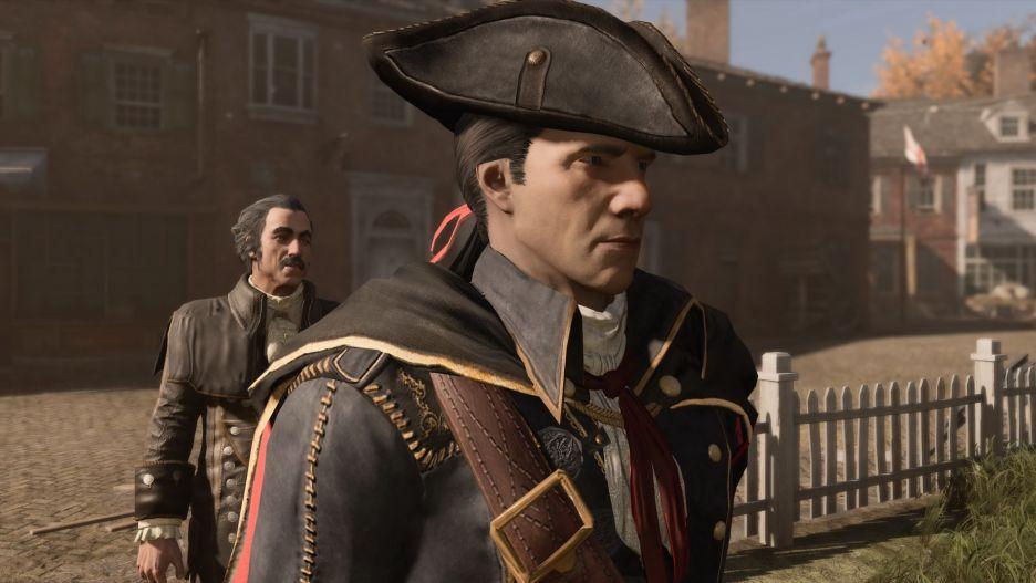 """Assassin's Creed III Remastered – oto jak zmieniła się """"trzecia"""" odsłona serii   zdjęcie 13"""