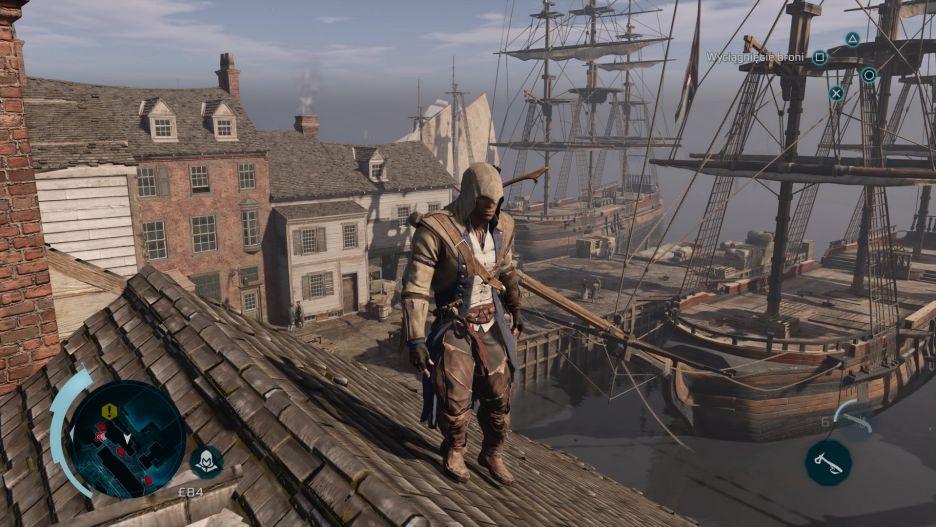 """Assassin's Creed III Remastered – oto jak zmieniła się """"trzecia"""" odsłona serii   zdjęcie 24"""