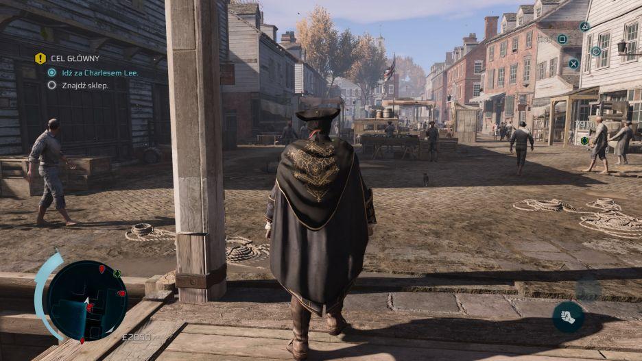 """Assassin's Creed III Remastered – oto jak zmieniła się """"trzecia"""" odsłona serii   zdjęcie 11"""