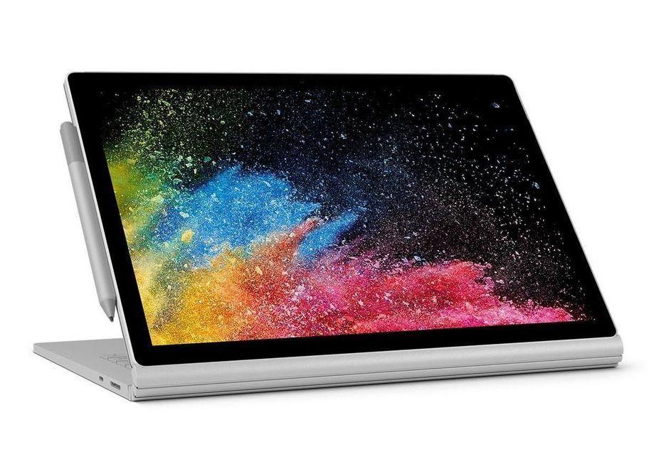 Microsoft ulepsza Surface Booka 2 13 - hybryda zyskuje wydajniejszy procesor