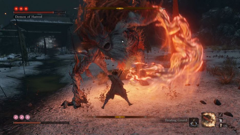 Najtrudniejsi i najciekawsi bossowie Sekiro: Shadows Die Twice | zdjęcie 20