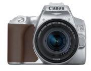 Canon EOS 250D - nadal najlżejsza lustrzanka cyfrowa w nowej wersji