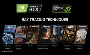 Ray-tracing na kartach GeForce GTX - Turing kontra Pascal!