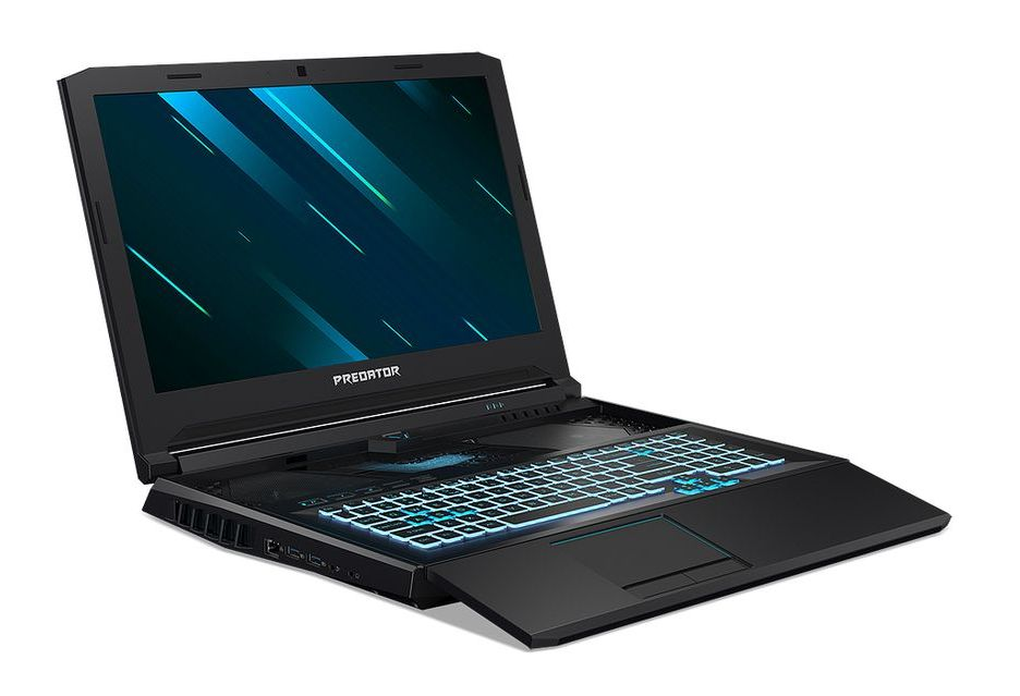 Laptop z wysuwaną klawiaturą - Acer Predator Helios 700 przekona graczy?