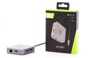 Adapter Green Cell GC-HUB2 - wideorecenzja