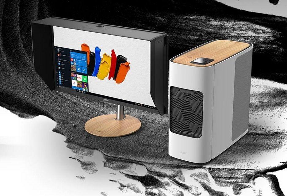 Acer ConceptD - nowa marka laptopów, komputerów i monitorów dla twórców treści