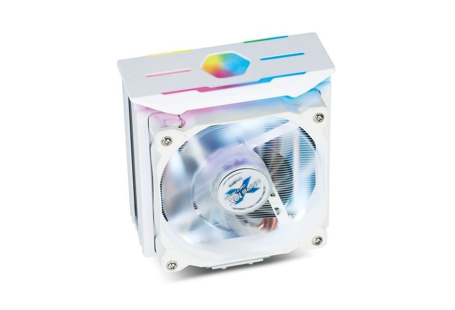 Zalman prezentuje nową wersję coolera CNPS10X Optima - efektownie i wydajnie