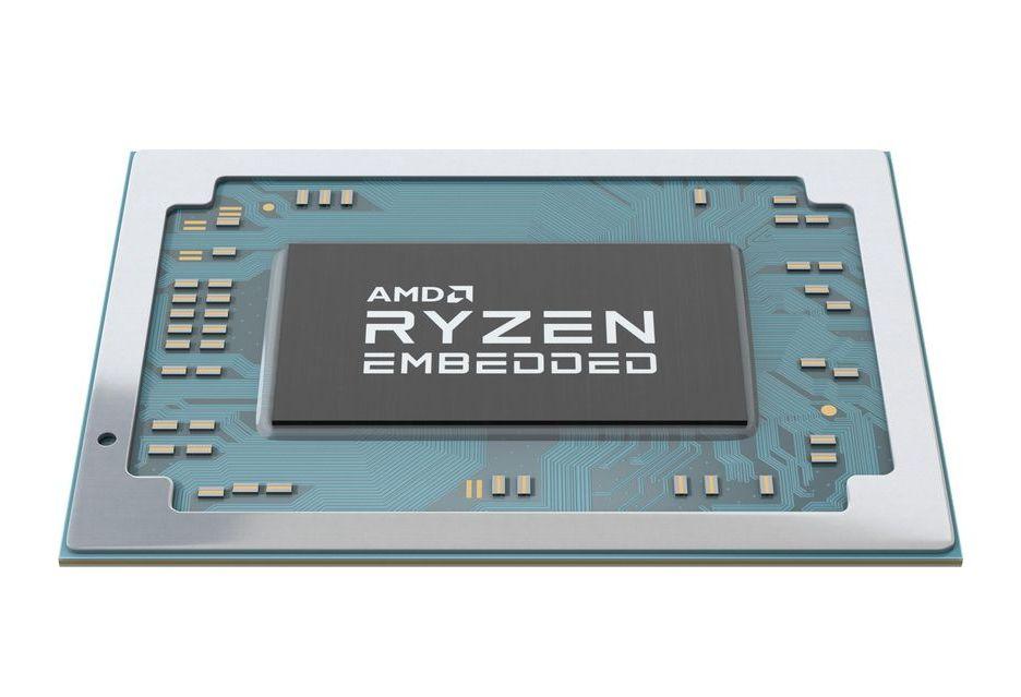 AMD wprowadza do oferty procesory Ryzen Embedded R1000