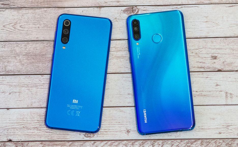 Starcie 48 Mpix - szybkie foto porównanie Huawei P30 Lite oraz Xiaomi Mi 9 SE | zdjęcie 1