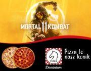 Darmowe pizze na domówkę z Mortal Kombat 11