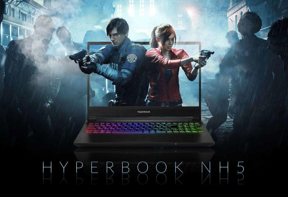 Hyperbook wprowadza nowe procesory i karty do laptopów