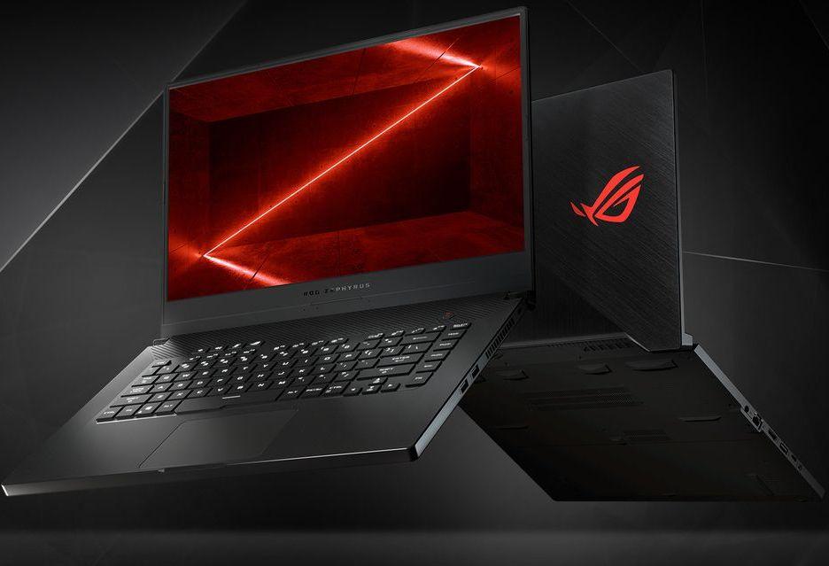 ASUS ROG Zephyrus G GA502 - Ryzen i GeForce w laptopie do grania